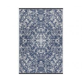 Plastový koberec Rio Dark Blue 150x240 cm