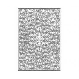 Plastový koberec Rio Grey 90x150 cm