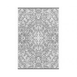 Plastový koberec Rio Grey 150x240 cm