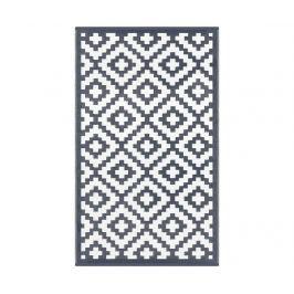 Plastový koberec Nirvana Charcoal 180x270 cm