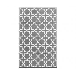 Plastový koberec Serene Grey 90x150 cm