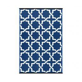 Plastový koberec Serene Blue 150x240 cm