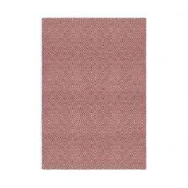 Plastový koberec Solitaire Red 90x150 cm