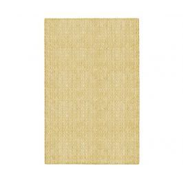 Plastový koberec Viva Yellow 90x150 cm