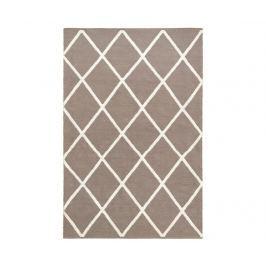 Plastový koberec Diamond Taupe 120x180 cm