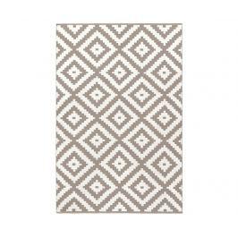Plastový koberec Ava Dove Grey 90x150 cm