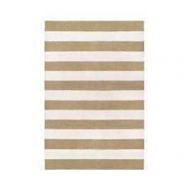 Plastový koberec Highway Beige 120x180 cm