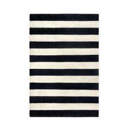 Plastový koberec Highway Black 90x150 cm