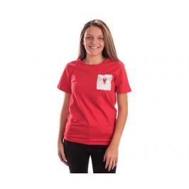 Dámské tričko Heart Red L