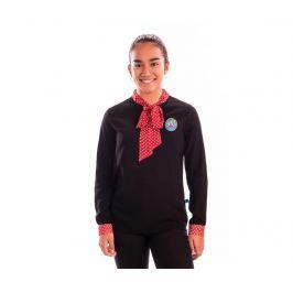 Dámské triko s dlouhým rukávem Punta Tacon Black L