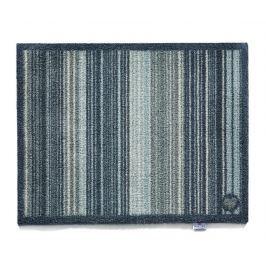 Vchodová rohožka Stripe Blue and Grey Multi 65x85 cm