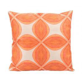 Povlak na polštář Piksi Orange 40x40 cm