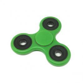 FIDGET SPINNER CLASSIC plast zelená