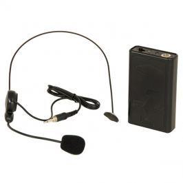 Reprosoustava přenosná IBIZA PA System  PORT15VHF-BT - headset