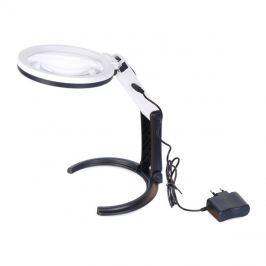 Lupa stolní LEVENHUK ZENO DESK D7 + LED osvětlení