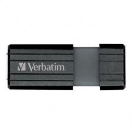 Flash disk VERBATIM USB 32GB PINSTRIPE Black