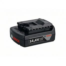 Baterie aku BOSCH 1500mAh 14,4V ORIGINÁL! zásuvný akumulátor GBA, 1,5 AH M-A; SD,; 3165140801270