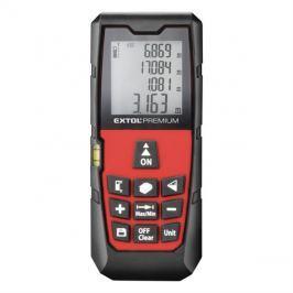 Dálkoměr - laserový měřič vzdálenosti digitální 0,05-80M, EXTOL PREMIUM