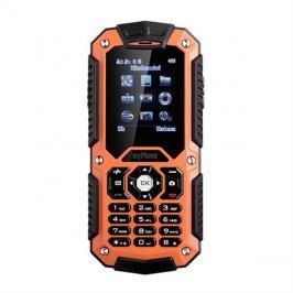 Telefon MYPHONE HAMMER oranžový