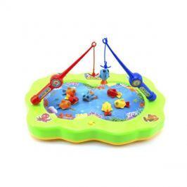Hra stolní TEDDIES CHYTÁNÍ RYB dětská