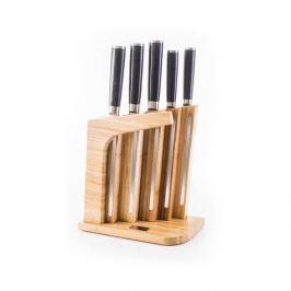 Sada nožů G21 GOURMET MASSIVE 5ks + bambusový blok