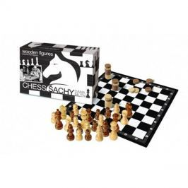 Hra stolní BONAPARTE ŠACHY / DÁMA / MLÝN dětská