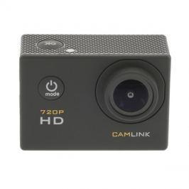 Kamera akční HD 720p, LCD 2'', voděodolná 30m CAMLINK CL-AC11