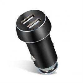 Nabíječka do auta 2x USB 3100 mAh FOREVER černá