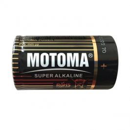Baterie alkalická R20 D MOTOMA Black edition