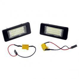 LED osvětlení SPZ AUDI / ŠKODA / VW