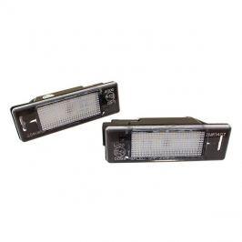 LED osvětlení SPZ PEUGEOT / CITROEN