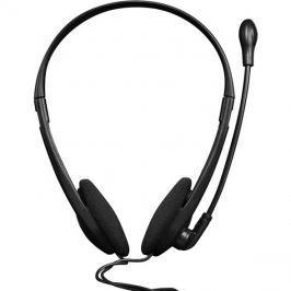 Sluchátka s mikrofonem CANYON CNS-CHS01BO