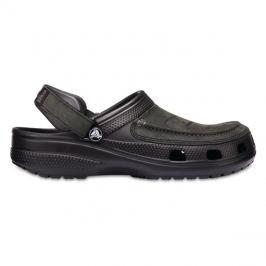 Boty Crocs Yukon Vista Clog - Black/Black M11 (45-46)