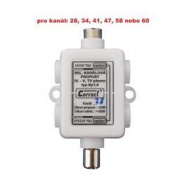 Antenní propust kanálová  SP1.4   DOPRODEJ