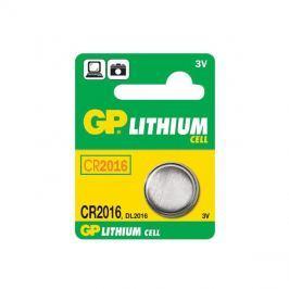 Baterie    CR2016 GP lithiová