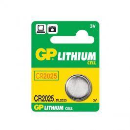 Baterie    CR2025 GP lithiová