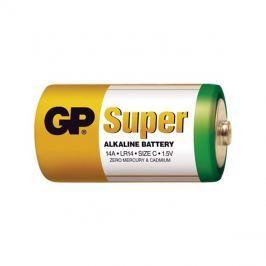 Baterie C (R14) alkalická GP Super Alkaline LR14