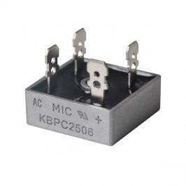 Můstek diod. 25A/ 600V  KBPC2506