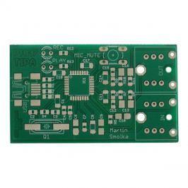 Plošný spoj TIPA PT037 USB zvuková karta s PCM2912
