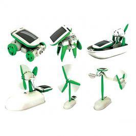 Solární stavebnice SolarKit 6v1 (Solarbot)