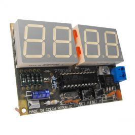 Stavebnice TIPA PT038B Jednoduché hodiny s AT89C2051