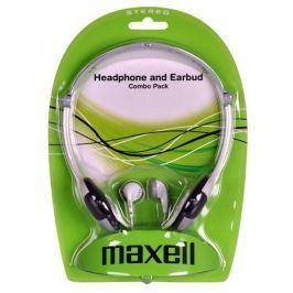 Sluchátka Maxell 303463 Combo Pack HPC2