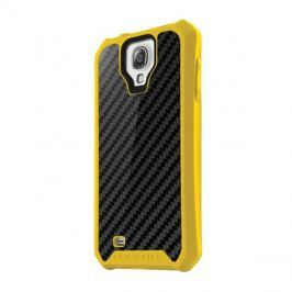 Itskins Atom Sheen Carbon Yellow pro Samsung i9505 Galaxy S4