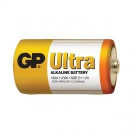Baterie D (R20) alkalická GP Ultra Alkaline R20