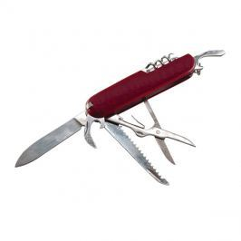 Nůž kapesní zavírací 11dílný, 90mm, délka zavřeného nože 90mm, NEREZ, EXTOL CRAFT