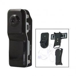 Kamera MiniDV s SD rekordérem