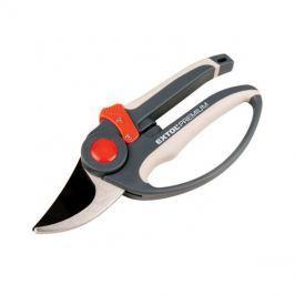 Nůžky zahradnické 215mm, rukojeť s chráničem prstů, na stříhání větví do průměru 15mm EXTOL PREMIUM