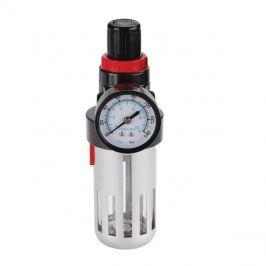Regulátor tlaku s filtrem a manometrem max. prac. tlak 8bar (0,8MPa) EXTOL PREMIUM