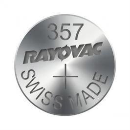 Knoflíková baterie do hodinek RAYOVAC 357