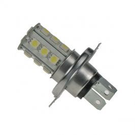 LED žárovka 12V, H4, 18LED/3SMD